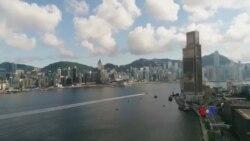 """美國之音專訪孔誥烽 (4) - """"經濟牌""""對香港新生代已經無效"""
