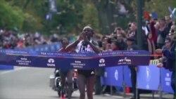 Người Ethiopia quyết giành ngôi vô địch cuộc đua Marathon New York
