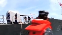 美國防長指中方軍艦不負責任