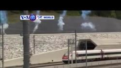 VOA國際60秒(粵語): 2016年6月1日
