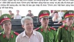 Gia đình kêu cứu về bản án 15 năm tù của nhà hoạt động ở Phú Yên