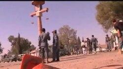 2012-10-01 美國之音視頻新聞: 阿富汗炸彈襲擊致14人喪生