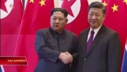Kim Jong Un tới TQ hội đàm với Tập Cận Bình
