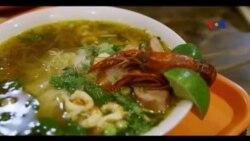 Sự phát triển của ẩm thực Mỹ gốc Á