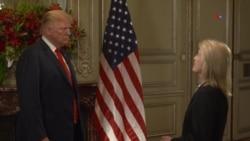 La Voz de América entrevista a Donald Trump