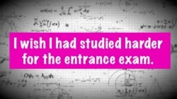 Everyday Grammar: Expressing Regret: I Wish I Had
