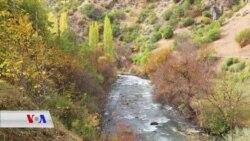 Geryana Payîzê li Bajarokê Miksê ya Warê Feqîyê Teyran
