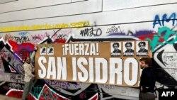 Medios independientes basados en La Habana mostraron imágenes en vivo y fotografías de la protesta, el domingo 4 de abril de 2021. [Foto: Archivo]