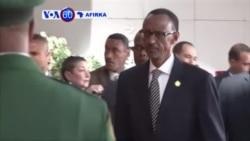 VOA60 AFIRKA: Shugaban Kasar Rwanda Paul Kagame Zai Sake Darewa Kan Karagar Mulki Karo Na Uku A Shekarar 2017, Oktoba 30, 2015