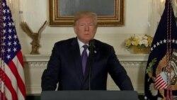 EEUU lanza acción militar contra Siria