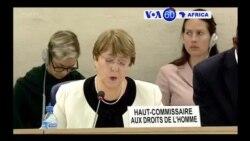 Manchetes Africanas 6 Março 2019: ONU avisa para violência nos Camarōes