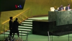 Wapres Jusuf Kalla Pidato di Hadapan Sidang Majelis Umum PBB