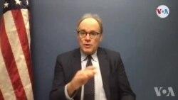 Asistan Pèmanan Etazini nan l'OEA Edward Heartney deklare Eleksyon toujou posib ann Ayiti