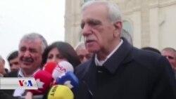 Daxûyaniya Siyasetvanê Kurd Ahmet Turk Piştî Serbest Berdanê