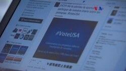 Respuestas en tiempo real sobre cómo votar en EE.UU.