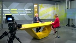Intervju Amande Benet na RTS-u