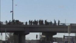Lucha entre Iraquíes y Curdos preocupa EE.UU.