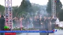 جشن نوروزی کردها در دیاربکر ترکیه و کردستان عراق