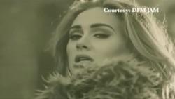 美国万花筒:阿黛尔横扫美国流行乐坛