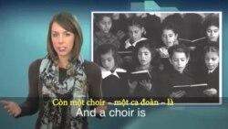 Thành ngữ tiếng Anh thông dụng: Preach to the choir (VOA)