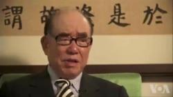 专访郝柏村(3):持久战和战上海