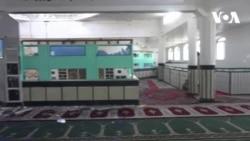 ویدیویی از حملات انتحاری بر مسجد خواجه حسن در شهر گردیز ولایت پکتیا