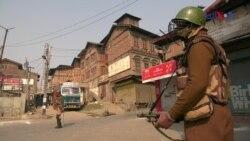 کشمیر میں بھارتی فوج کی آمد کو 70 سال پورے ہونے پر ہڑتال اور تشدد