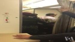 Nawaz Sharif in plane