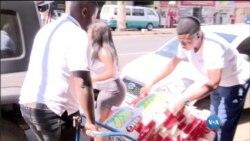 Moçambicanos na África do Sul enviam apoio a vítimas do Idai
