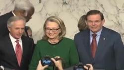 Hillary Clinton en el Congreso