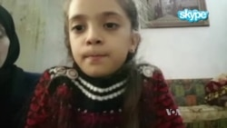 Children of Aleppo Recount Horrors of War