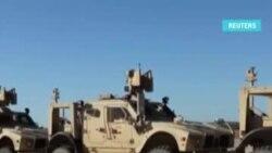 Армия США на границе с Мексикой