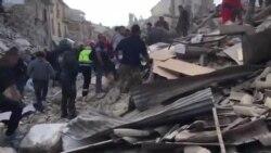 زلزله ۶ ریشتری در ایتالیا؛ تعداد کشته ها به ۱۲۰ نفر رسید
