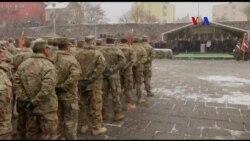 Mỹ ký thỏa thuận quốc phòng với các quốc gia Baltic