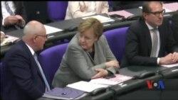 Анґела Меркель переживає найбільше випробування за 12 років на посаді канцлера. Відео