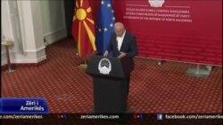 Shkup, Zv/Ministri i Shëndetësisë jep dorëheqjen pas mitëmarrjes së kapur në kamera