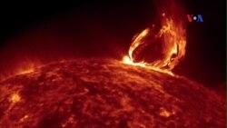 Hoạt động mặt trời yếu đi khiến các nhà khoa học bối rối