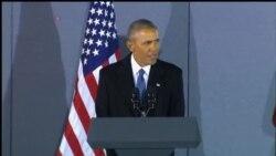 Former US President Barack Obama Ends Presidency With Message of Hope