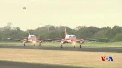 菲律賓接收日本兩架海上巡邏機(粵語)