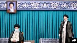 مراسم تنفیذ ابراهیم رئیسی، تهران