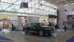 تلاش روسیه برای ارتقای صنعت خودروسازی داخلی