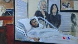 曼哈頓地鐵炸彈襲擊者面臨6項指控 (粵語)
