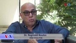 Reyaksyon Dr. Reginald Boulos sou Liberasyon 7 Etranje Lapolis Te Arete yo