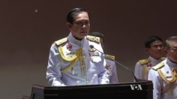 Thailand Coup Leader Says He Has Royal Endorsement