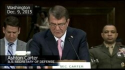 Carter: International Community Must Step Up IS Fight