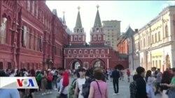 'Rusya Futbolla İnsan Hakları Sicilini Gizlemeye Çalışıyor'