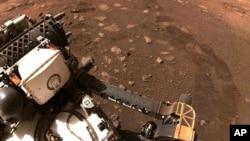 Nga udhëtimi i parë i sondës Perseverance mbi sipërfaqen e Marsit