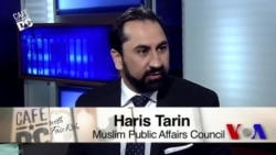 Cafe DC: Washington Director of MPAC Haris Tarin
