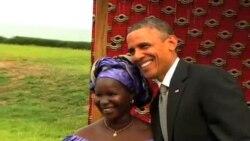 Obama e a política para África