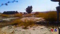 Xalqaro hayot: Afg'oniston minalari